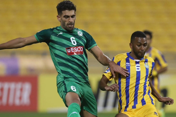 ACL play-off: Iran's Zob Ahan come from behind to beat Al Gharafa of Qatar