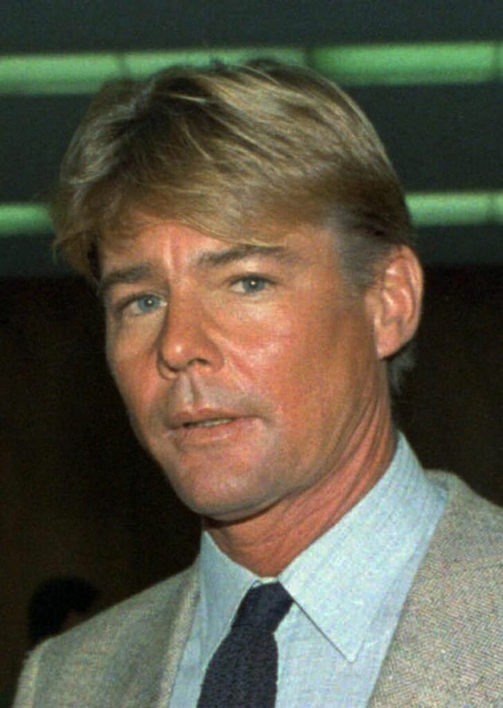 Actor Jan-Michael Vincent was known for the TV series Airwolf