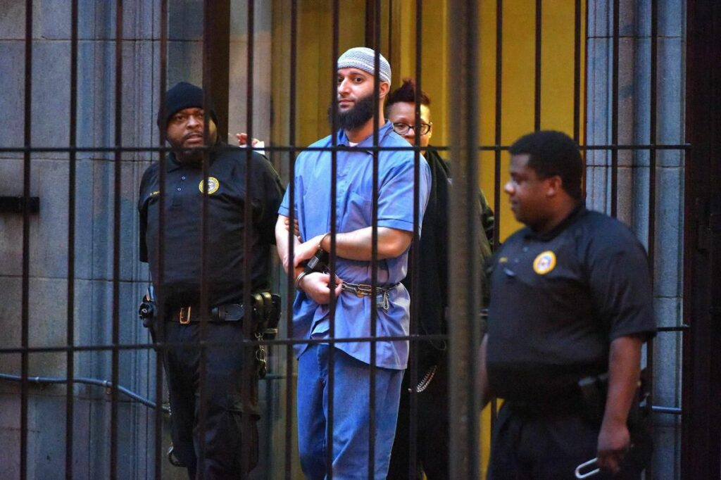 HBO series has new evidence about murder case against Adnan Syed, of Serial podcast fame