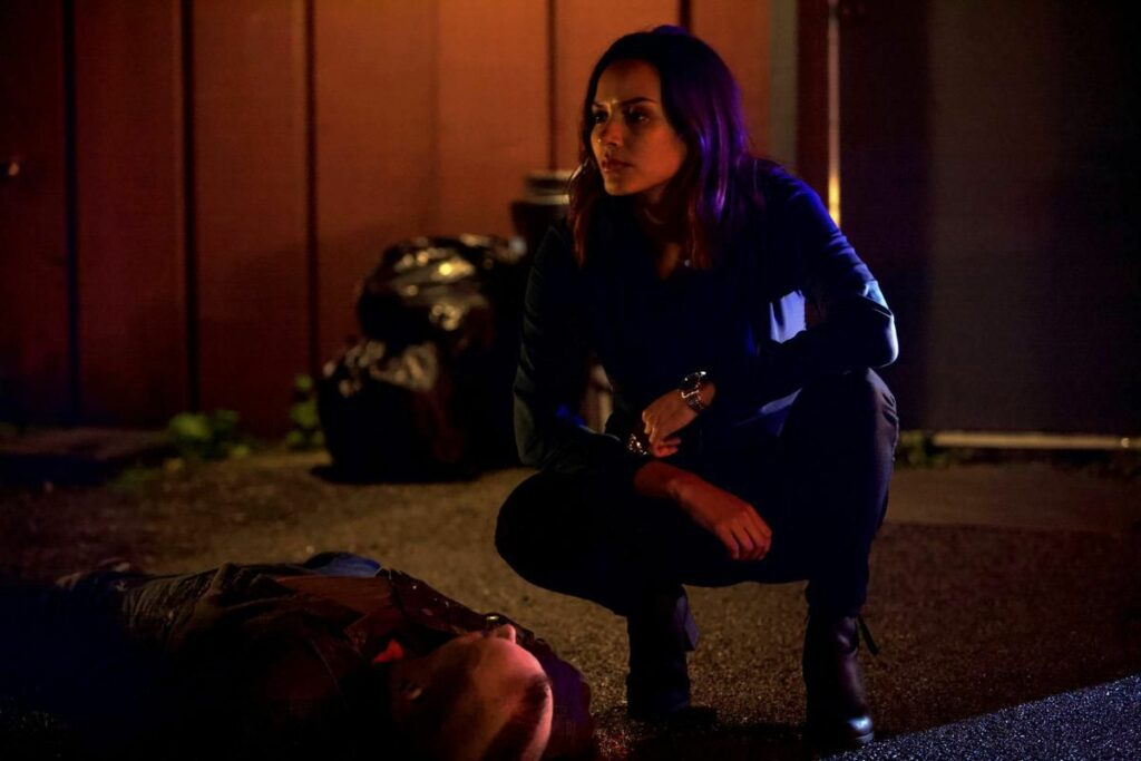 Here's why Canadian actress Jessica Lucas jumped at starring role in new series The Murders