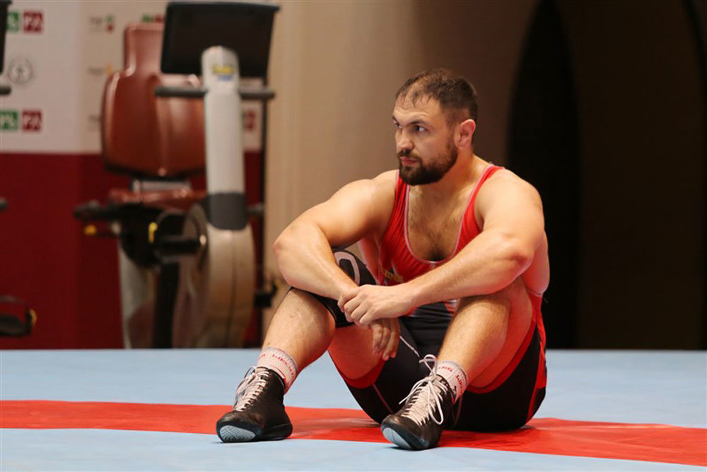 Iran runners-up at UWW Freestyle World Cup