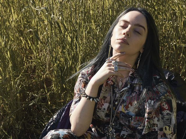 Billie Eilish has a No. 1 album, a spot at Coachella and 3,000 photos to sign