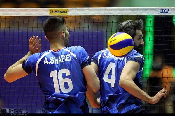 Iran announce squad for FIVB Volleyball Nations League Week 1