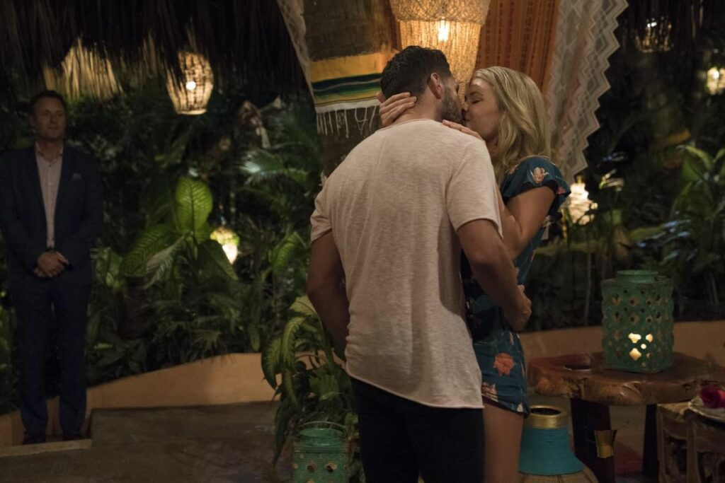 Bachelor in Paradise cast mates Krystal Nielson and Chris Randone are married