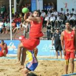 Iran beat Pakistan at Asian Beach Handball C'ship